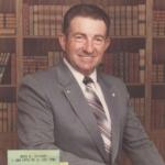 Boyd Gardiner January 1974 - December 1980