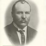 Enoch Hunsaker January - December 1917