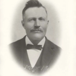 Isreal Hunsaker July 1911 - December 1913