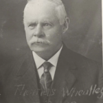 Thomas Wheatley January 1924 - December 1925