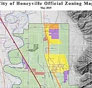 Zoning Map 2019